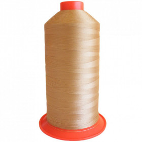 Bobine de fil Sable SERAFIL N°30 - 4000 ml - 261 - Mercerie