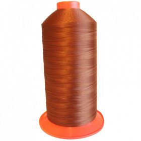Bobine de fil Marron Clair SERAFIL N°30 - 4000 ml - 173 - Mercerie