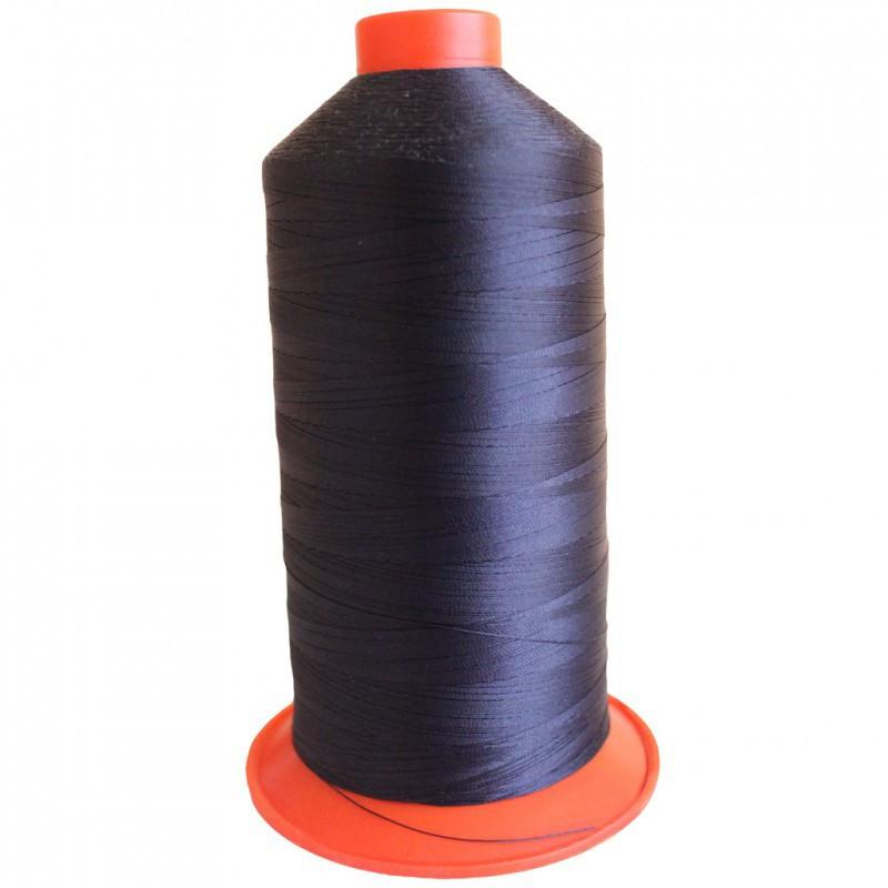 Bobine de fil Bleu Navy SERAFIL N°30 - 4000 ml - 821 - Mercerie