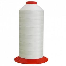 Bobine de fil Blanc SERAFIL N°40 - 5000 ml - 1000 - Mercerie