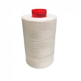 Bobine de fil Rasant 25 WR - 2000 ml - Blanc - Mercerie
