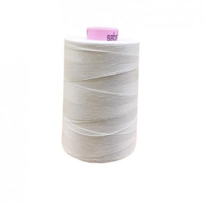 Bobine de fil SABA N°80 - Blanc 2002-5000ml
