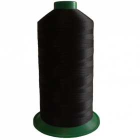Bobine de fil ONYX N°13 (31) Noir 4000 - 1500 ml - Mercerie