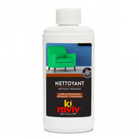 Nettoyant cuir de 200 ml Ki'Raviv - Fournitures tapissier