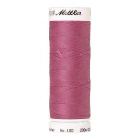 Fil universel Rose Violet METTLER SERALON, bobine de 200 M - Mercerie