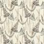 Tissu Scion Collection Melinki One - Athyrium Chalk/Pewter/Biscuit - 125 cm - Tissus ameublement