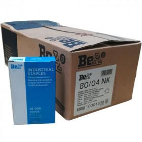 Carton 30 Boites Agrafes type 380 BEA 4mm - 10 000 par boite - Fournitures tapissier