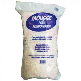 Flocons de Mousse pour rembourrage - 30L