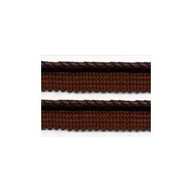 Passepoil 6 mm le mètre imitation cuir - Passementerie