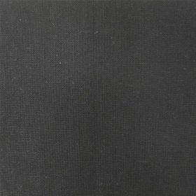 Toile jaconas noire Non feu M1 - 150 cm, au mètre - Fournitures tapissier