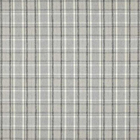 Tissu Camengo - Collection Windsor - Harry Gris - 139cm - Tissus ameublement