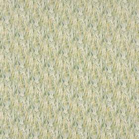 Tissu Camengo - Collection Bonheur - Délices Vert - 136cm - Tissus ameublement