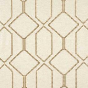 Tissu Camengo - Collection Beauregard - Bastion Lin - 134cm - Tissus ameublement