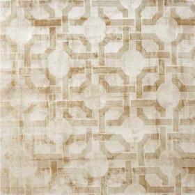 Tissu Camengo - Collection Beauregard - Beauregard Beige - 152cm - Tissus ameublement
