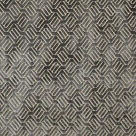 Tissu Camengo - Collection Beauregard - Douves Gris - 140cm - Tissus ameublement