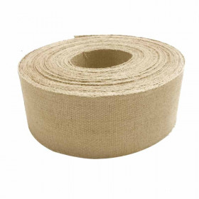 Sangle jute CS 817- 90 mm, 10 mètres - Fournitures tapissier