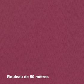 Tissu Noctis Framboise 300g/m², Rouleau de 50m - Tissus ameublement