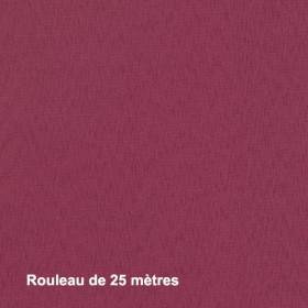 Tissu Noctis Framboise 300g/m², Rouleau de 25m - Tissus ameublement