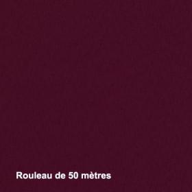 Tissu Noctis Cassis Non Feu 300g/m², Rouleau de 50m - Tissus ameublement