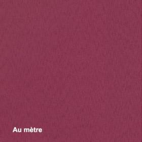 Tissu Noctis Framboise 300g/m², Au mètre - Tissus ameublement