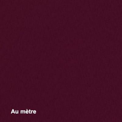 Tissu Noctis Cassis Non Feu M1 300g/m2, Au mètre