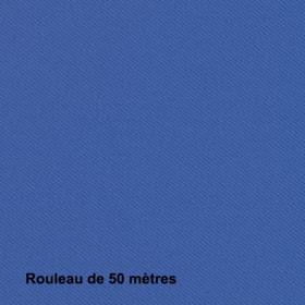 Tissu Biosat Anti-bactériens Non Feu M1 Pervenche 280cm, les 50 mètres - Tissus ameublement