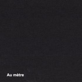 Tissu Sat120 Non Feu M1 120g/m2 Noir, le mètre - Habillage de la fenêtre
