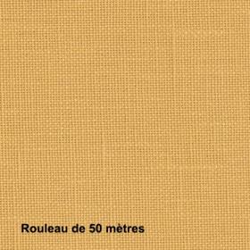Tissu Linosa Non Feu M1 Miel 280 cm, les 50 mètres - Tissus ameublement