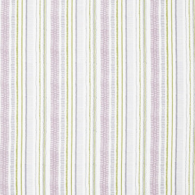 Tissu Scion Collection Noukku - Noki Foxglove/Sage/Periwinkle - 137 cm