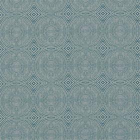 Tissu Scion Collection Spirit Weaves - Kateri Peacock - 136 cm - Tissus ameublement