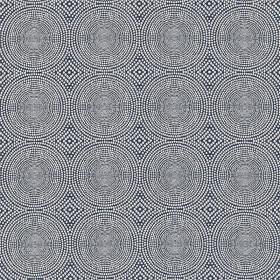Tissu Scion Collection Spirit Weaves - Kateri Indigo - 136 cm - Tissus ameublement