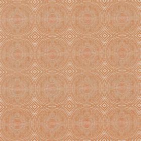 Tissu Scion Collection Spirit Weaves - Kateri Tangerine - 136 cm - Tissus ameublement