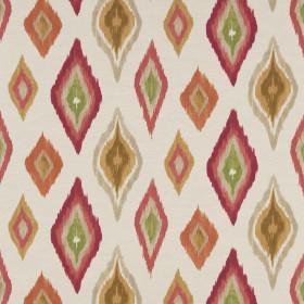 Tissu Scion Collection Spirit Fabrics - Amala Paprika/Spice/Amber - 137 cm