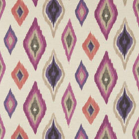Tissu Scion Collection Spirit Fabrics - Amala Berry/Sand/Grape - 137 cm