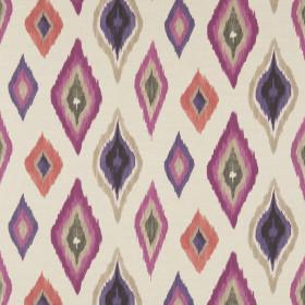 Tissu Scion Collection Spirit Fabrics - Amala Berry/Sand/Grape - 137 cm