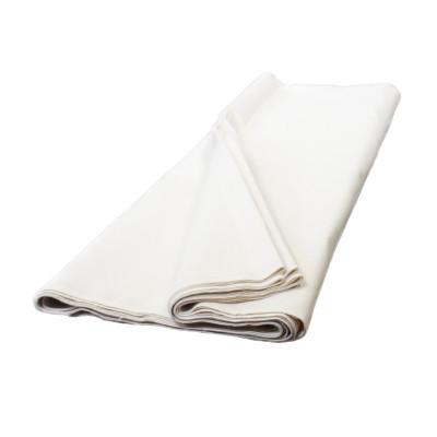 Toile blanche 180 g/m² supérieure dossé plié, les 6 mètres