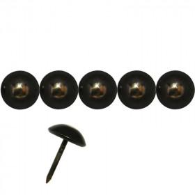 """100 Clous tapissiers \\""""Au Soleil\\"""" Bronze Renaissance 11 mm - Clous tapissier"""