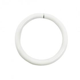 Anneau Blanc Ø30 mm pour tringle à rideaux, à l'unité - Habillage de la fenêtre