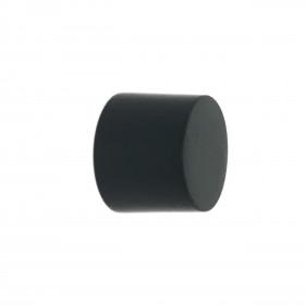 Embout Bouchon Noir pour tringle à rideaux Ø19 mm, à l'unité - Habillage de la fenêtre