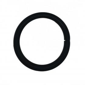 Anneau Noir Ø30 mm pour tringle à rideau, à l'unité - Habillage de la fenêtre
