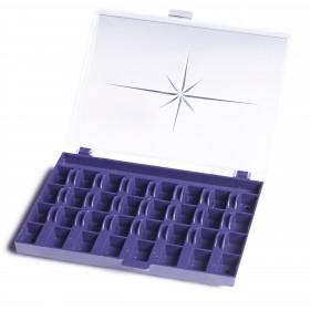 Boîte de rangement 32 canettes pour machines à coudre - Mercerie
