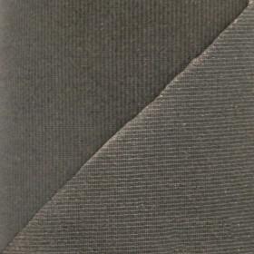 Maille grattée (toile jersey) grise en 150 cm - Le rouleau de 50m - Fournitures tapissier