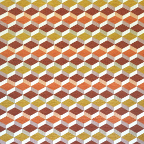 Tissu Casal - Collection Gamma - Cuivré - 140 cm