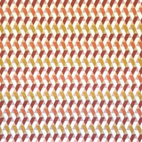 Tissu Casal - Collection Kappa - Cuivré - 140 cm
