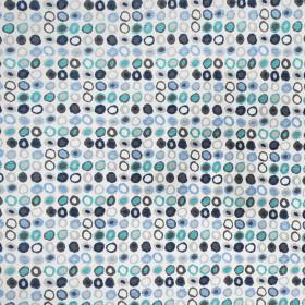 Tissu Casal - Collection Omega - Ciel Marine - 140 cm
