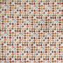 Tissu Casal - Collection Omega - Orangé Cuivre - 140 cm