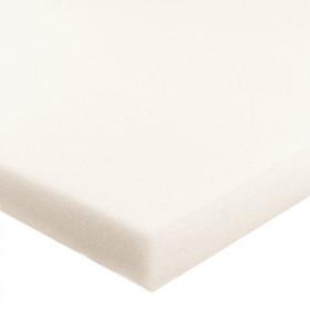 Demi plaque de mousse Polyéther 25kg 160x100 4cm