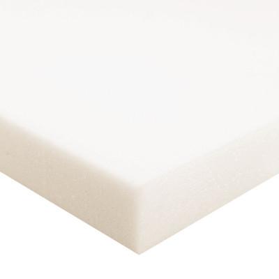 Demi plaque de mousse Polyéther 25kg 160x100 5cm