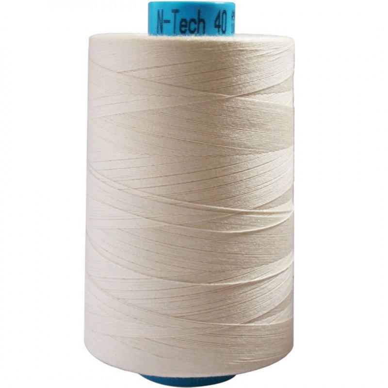 Bobine de fil non feu N-TECH N°40 - 3000 ml - 1000 - Mercerie
