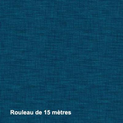 Tissu Noctea Mercury Non Feu M1 310g/m2 Bleu, le rouleau de 15 mètres - Tissus ameublement